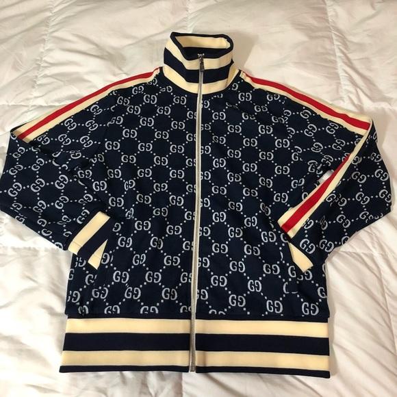 2debb1cd9ae1a Gucci Other - Gucci GG Jacquard Jacket